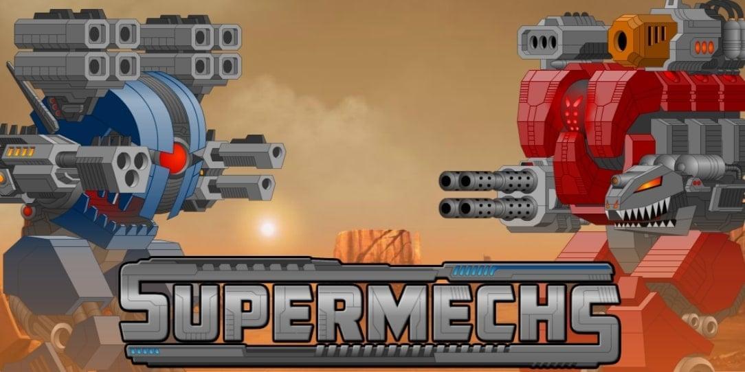 Super Mechs Mod Apk v7.611 ARM (Unlimited Money)