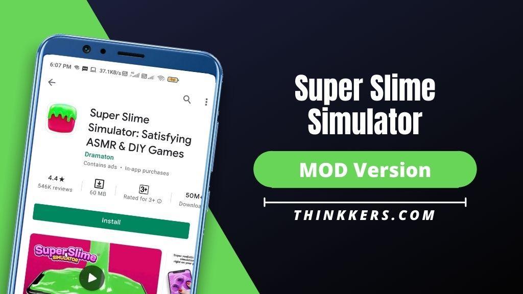 Super Slime Simulator Mod Apk