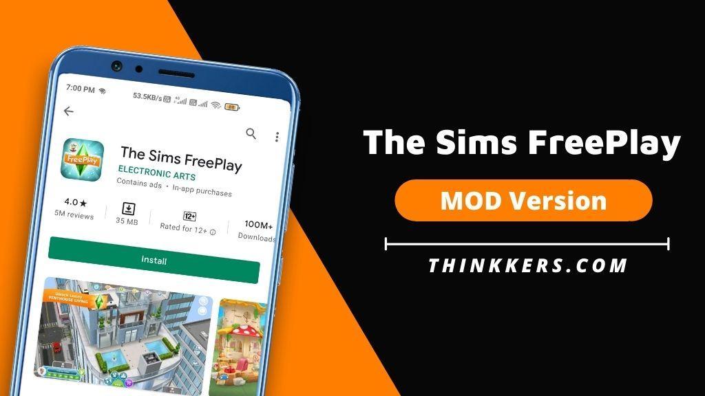 The Sims FreePlay Mod Apk - Copy