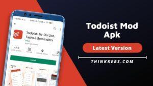 Todoist Premium Mod Apk