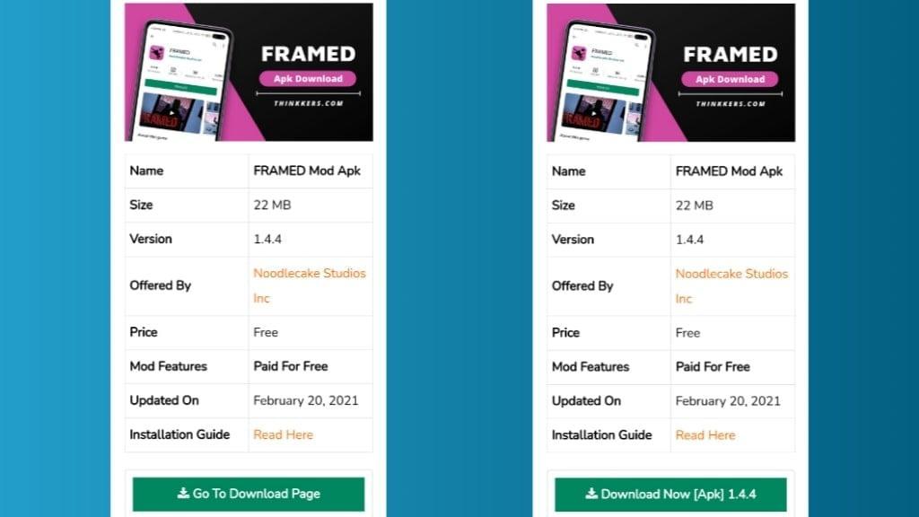 Download Framed Apk