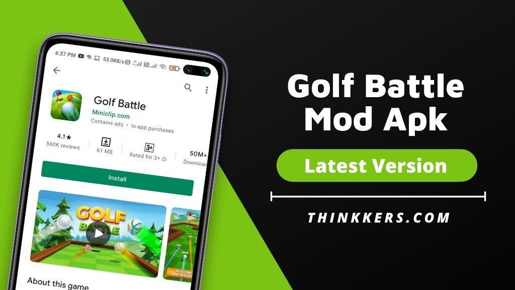 Golf Battle Mod Apk - Copy