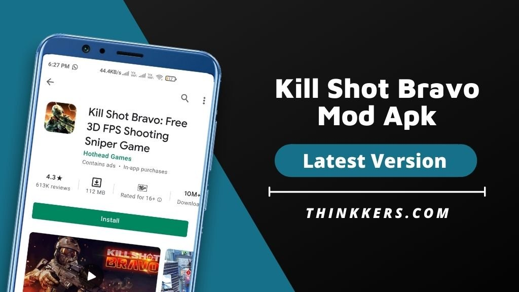 Kill Shot Bravo Mod Apk - Copy