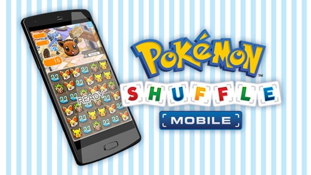 Pokémon Shuffle Mobile Mod Apk - Copy
