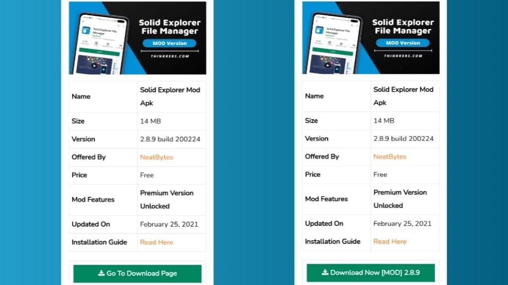 Solid Explorer Mod Apk File Manager