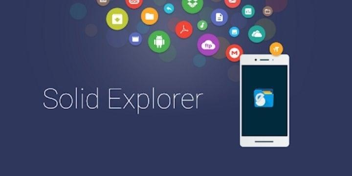 Solid Explorer Pro Apk v2.8.15 (Full Version Unlocked)