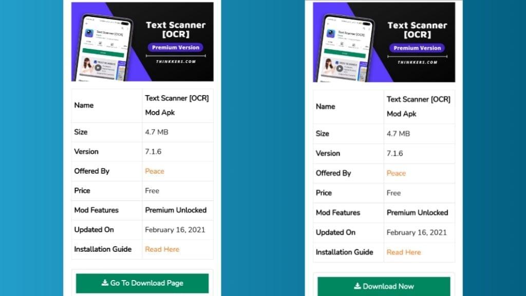 Text Scanner OCR Premium Apk
