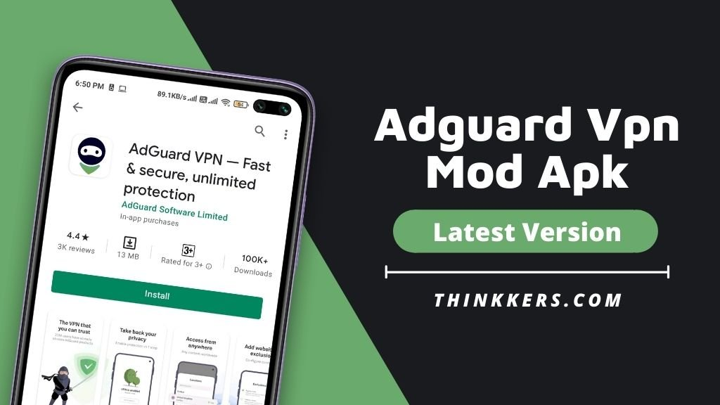 Adguard Vpn Mod Apk - Copy