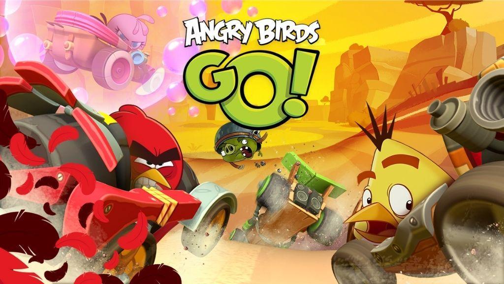 Angry Birds Go! Mod Apk - Copy