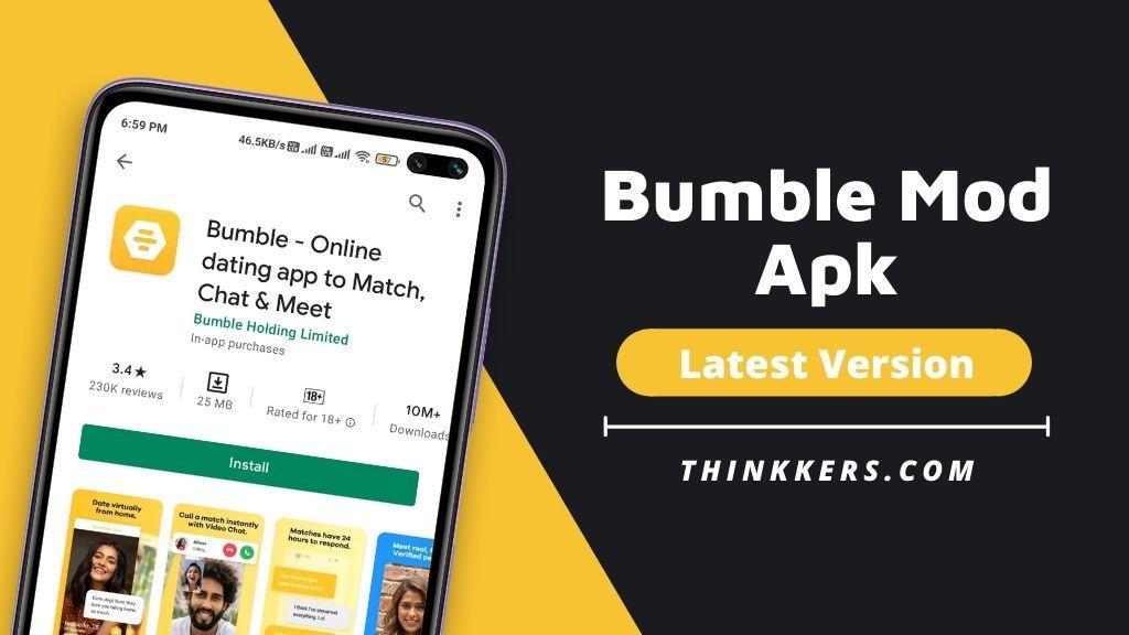 Bumble Mod Apk - Copy