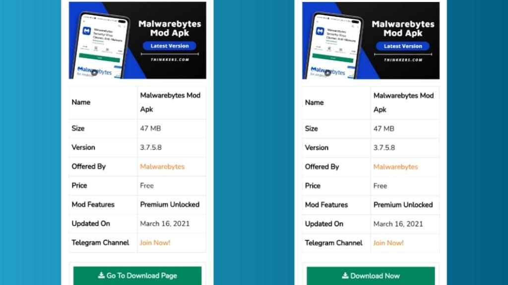 Malwarebytes Mod Apk