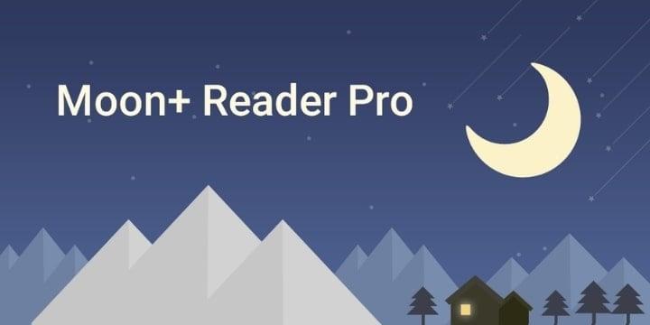 Moon+ Reader Pro Apk v6.9 (Free Download)