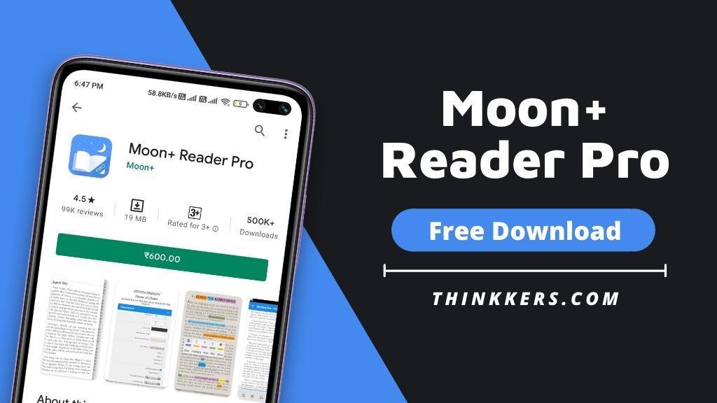 Moon+ Reader Pro Apk - Copy