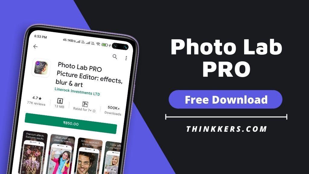 Photo Lab Pro Apk - Copy