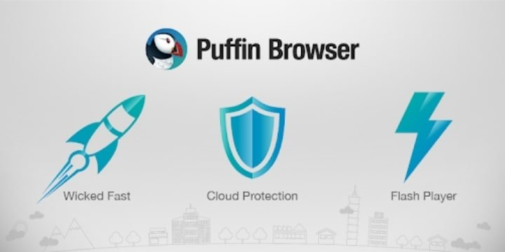 Puffin Browser Pro Apk v9.1.0.50541 (Free Download)
