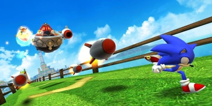 Sonic Dash Mod Apk v4.25.0 (Unlimited Money)