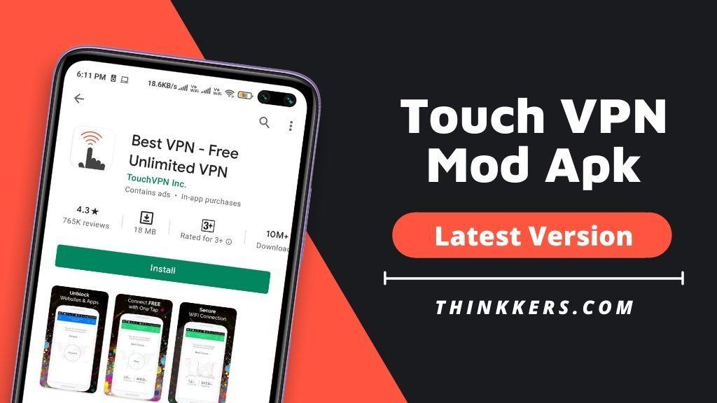 Tap VPN Mod Apk
