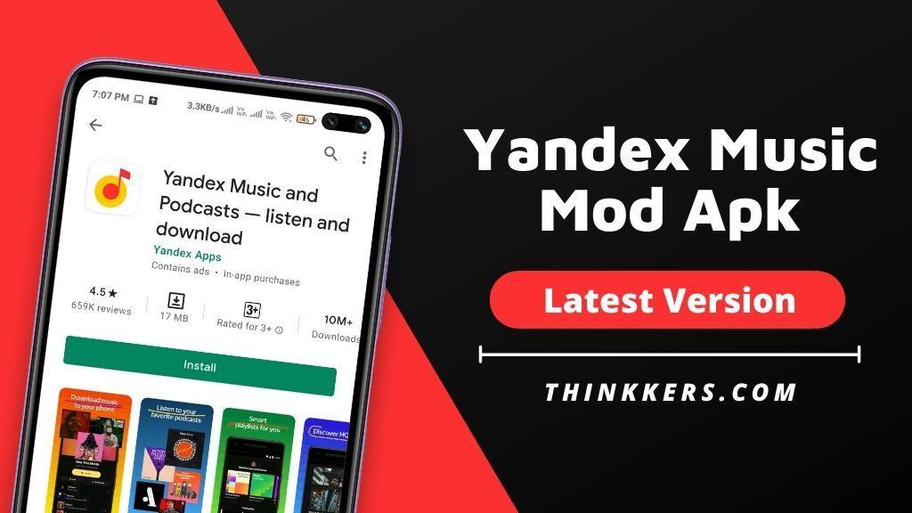 Yandex Music Mod Apk - Copy