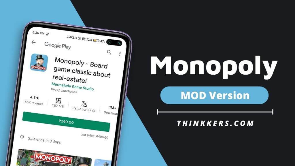 Monopoly Mod Apk - Copy