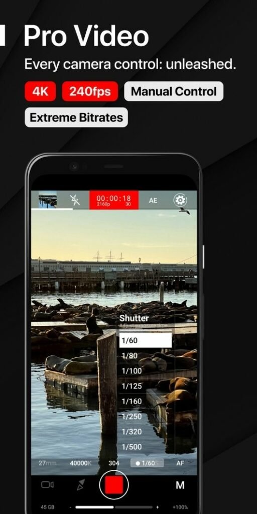 ProShot apk mod