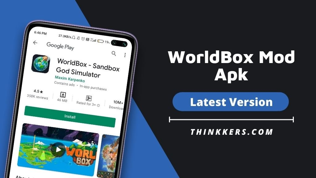 WorldBox Mod Apk - Copy