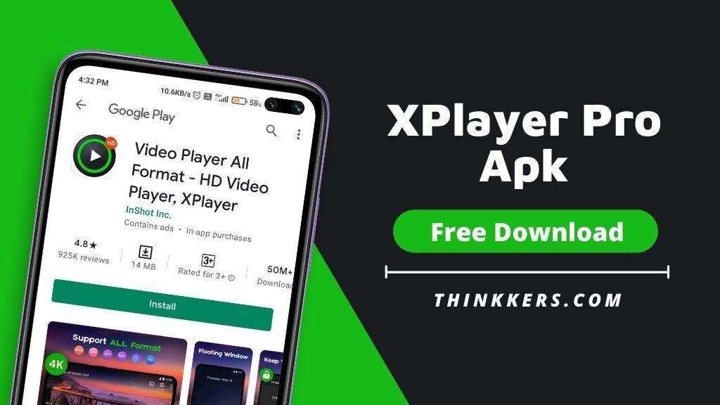 XPlayer Pro Apk
