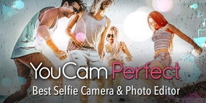 YouCam Perfect MOD Apk v5.66.2 (Premium Unlocked)