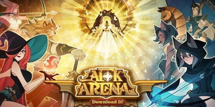 AFK Arena Mod Apk v1.72.01 (God Mode)