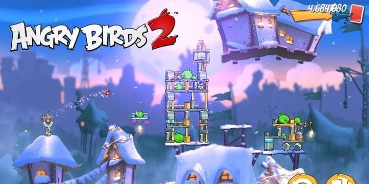 Angry Birds 2 Mod Apk v2.55.3 (Unlimited Gems)