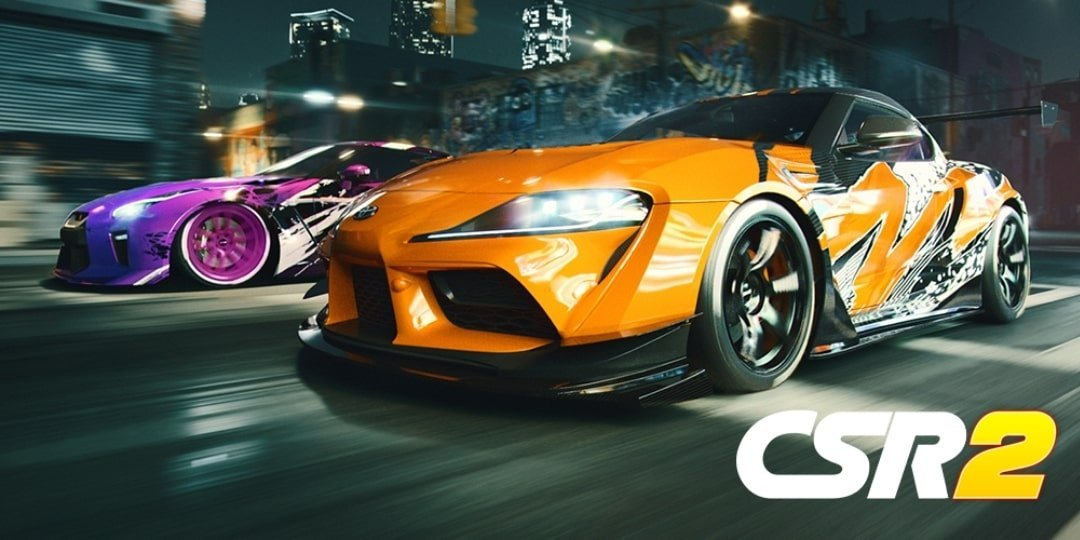 CSR Racing 2 Mod Apk v3.4.1 (Unlimited Money)