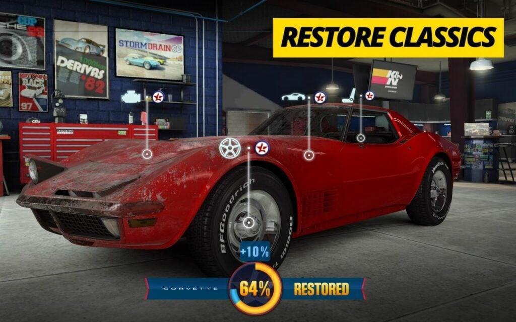 CSR Racing 2 - Screen 3