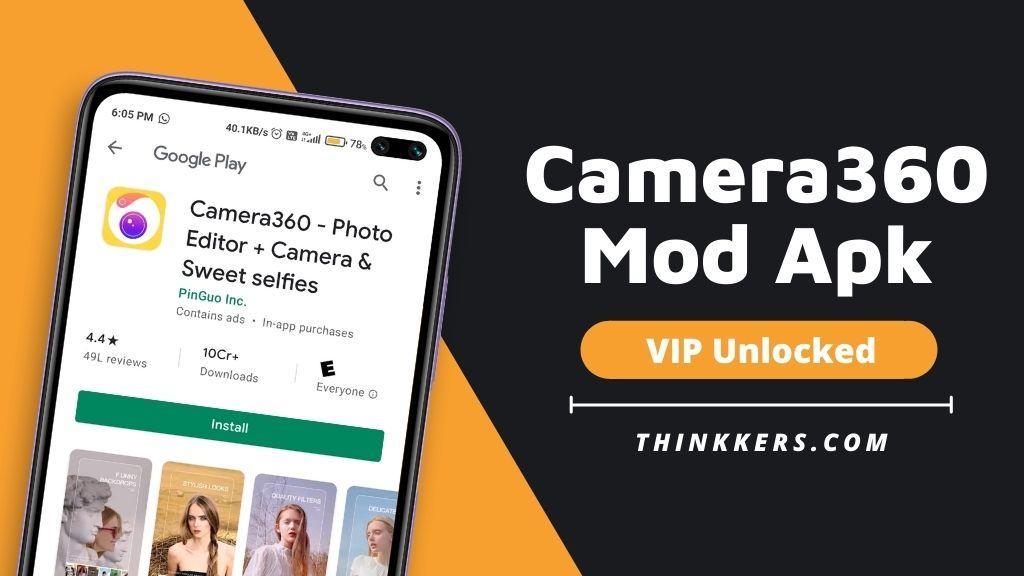 Camera360 Mod Apk - Copy