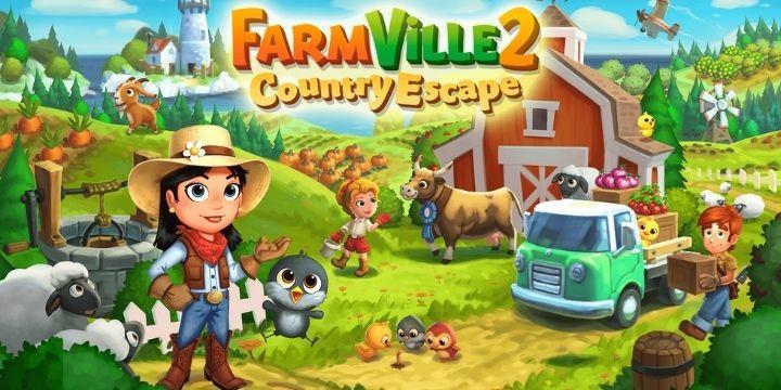 FarmVille 2 Mod Apk v18.7.7306 (Unlimited Keys)
