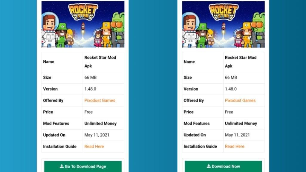 Rocket Star Mod Apk Download
