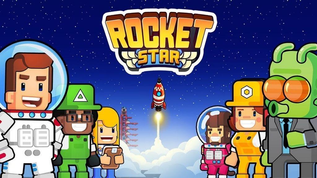 Rocket Star Mod Apk v1.49.2 (Unlimited Money)