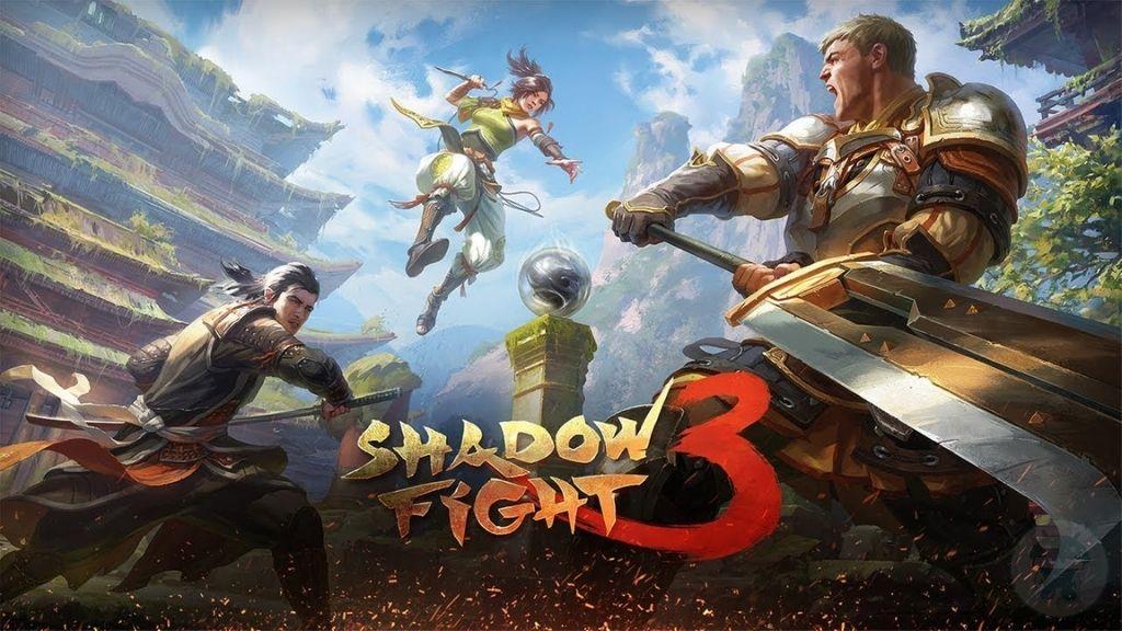 Shadow Fight 3 Mod Apk - Copy