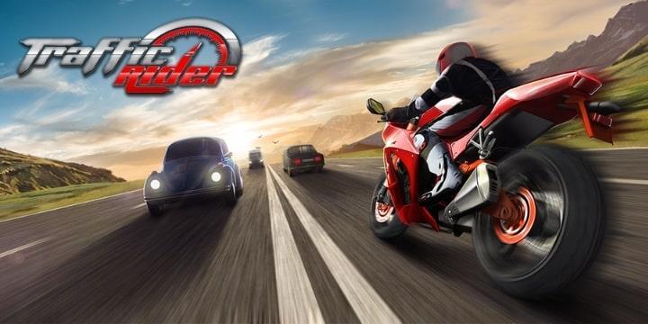 Traffic Rider Mod Apk v1.70 (Unlimited Money)