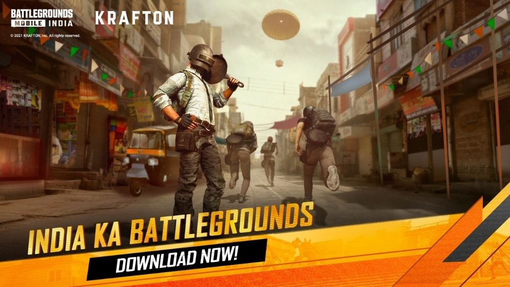 Battlegrounds Mobile India Screen 1