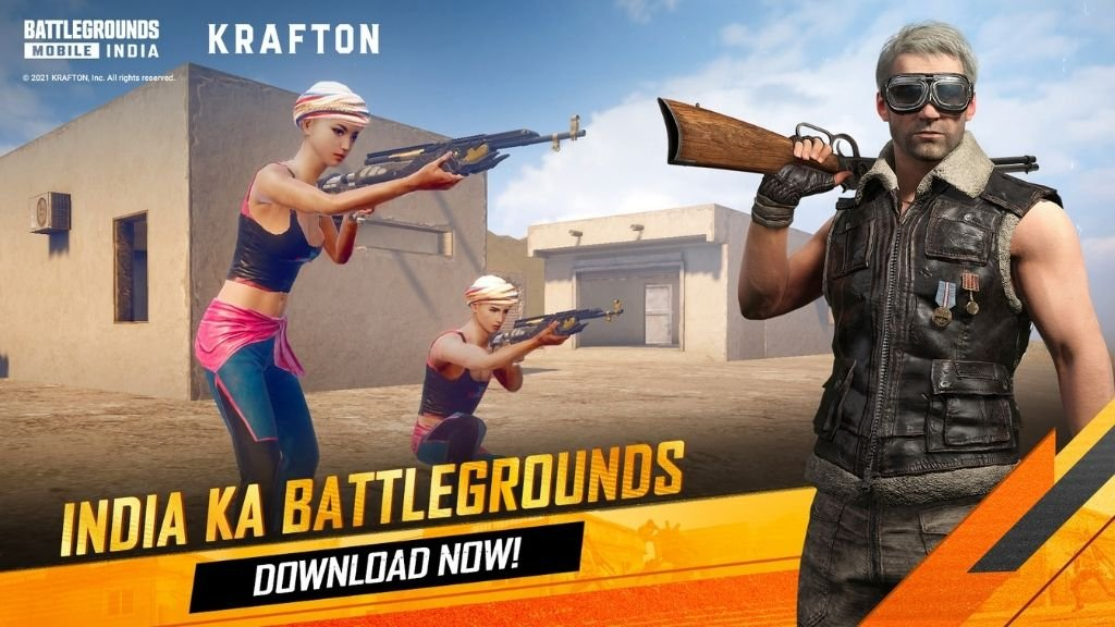 Battlegrounds Mobile India Screen 2
