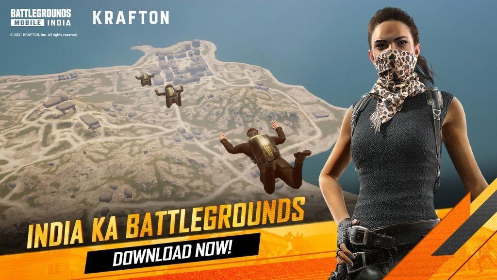 Battlegrounds Mobile India Screen 3