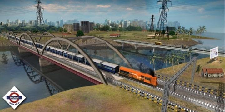 Indian Train Simulator Mod Apk v2021.3.4 (Free Shopping)