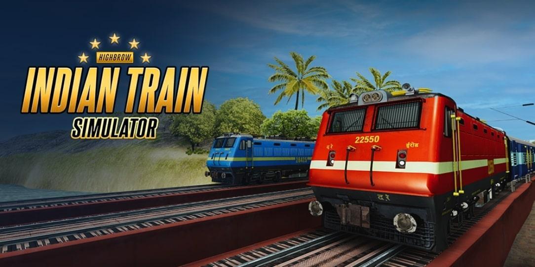 Indian Train Simulator Mod Apk v2021.4.19 (Free Shopping)