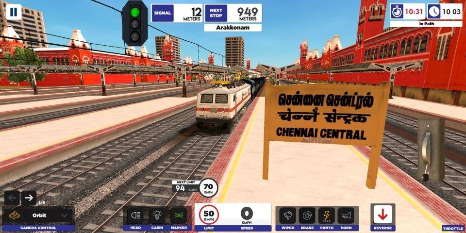 Indian Train Simulator - Screen 1