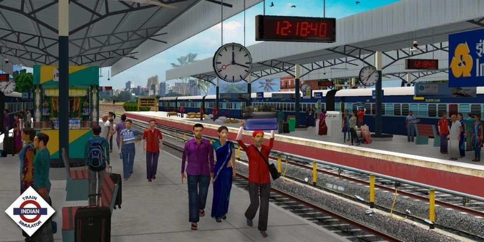 Indian Train Simulator - Screen 2
