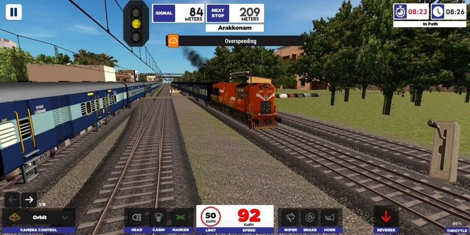 Indian Train Simulator - Screen 3