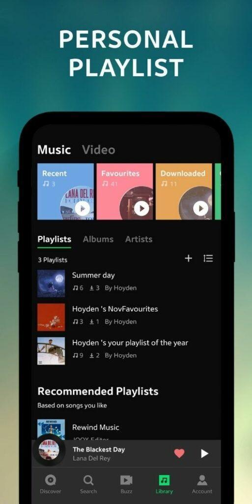JOOX Music 2