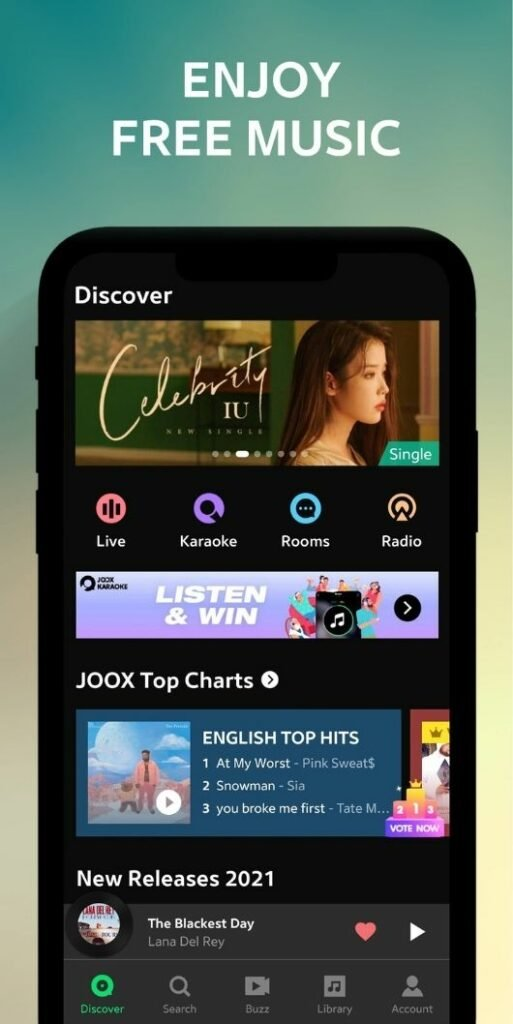 JOOX Music 4