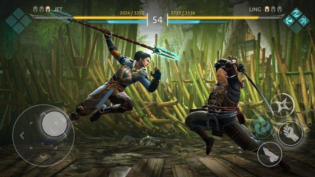 Shadow Fight 4 - Screen 2