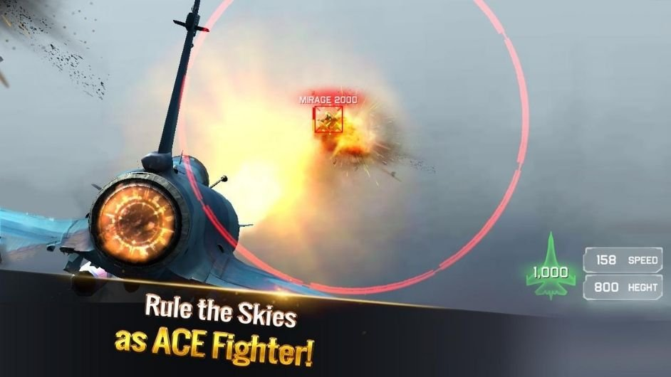 Ace Fighter 1
