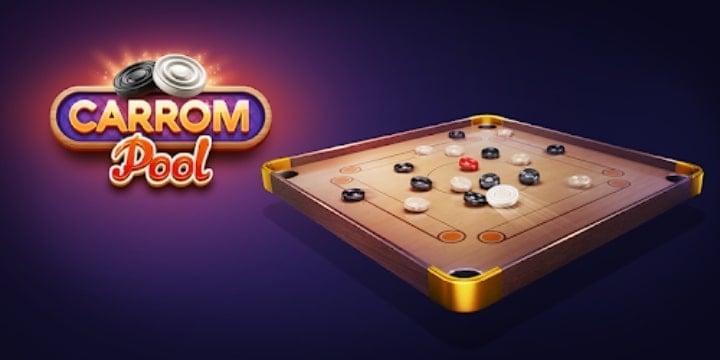 Carrom Pool Mod Apk v5.1.2 (Easy Win)